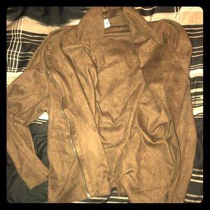 Forever 21 Olive Jacket